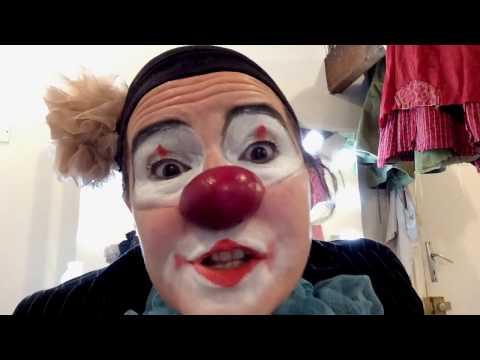 Teaser La clown Gabrielle dans les loges 2017