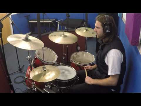 Eventually Drum Cover with Transcription