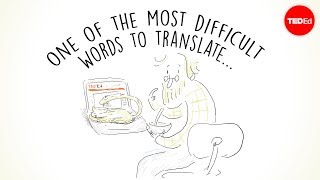 One of the most difficult words to translate… – Krystian Aparta