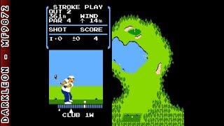 Famicom Disk System - Golf (1984)