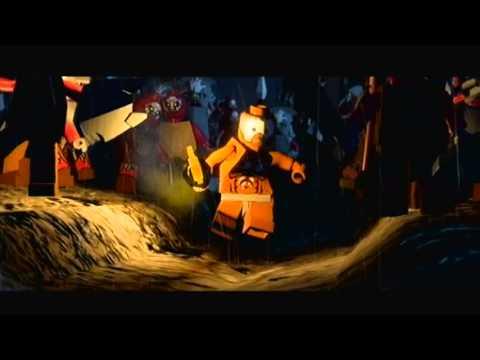 Vidéo LEGO Jeux vidéo XB360LSDA : Lego Le Seigneur des Anneaux XBOX 360
