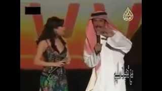 Nancy Ajram & Abdullah Bel Khair - Akhasmak Ah تحميل MP3
