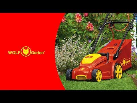 Wolf-Garten A 400 E elektrische grasmaaier