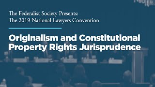 Click to play: Originalism and Constitutional Property Rights Jurisprudence