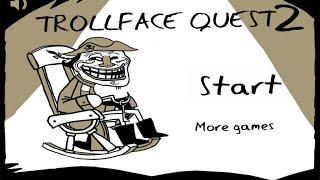UM JOGO SEM SENTIDO !! - Trollface Quest 2