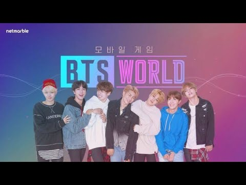 BTS - A BRAND NEW DAY (BTS World Original Soundtrack feat Zara Larsson) (Pt. 2)