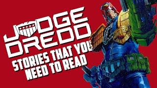 Essential 2000 AD | 8 Judge Dredd Stories EVERYONE Should Read