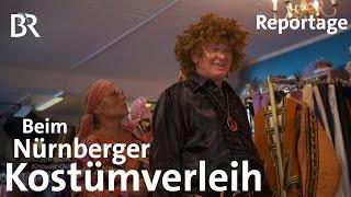 Beim Kostümverleih in Nürnberg: Plötzlich Pirat! | Zwischen Spessart und Karwendel | Doku | BR
