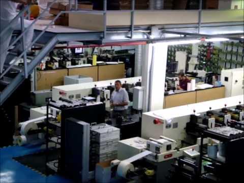 Video Corporativo Etiquetas Adhesivas Rever