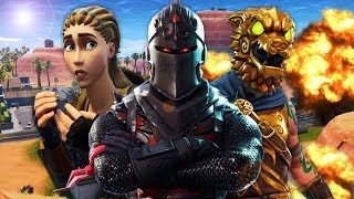 black knight vs battlehound a fortnite film black knight s revenge kholo - how to win 1v1 fortnite