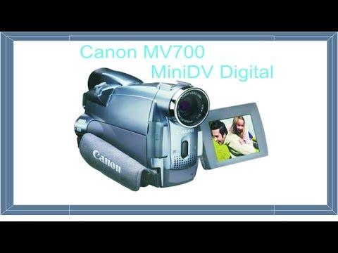 Canon MV700  Разборка, Ремонт, Видеокамеры. Темный экран. Canon MV700 MiniDV Digital