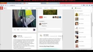 Google Plus Marketing Strategy:  FREE Google Plus Marketing Checklist