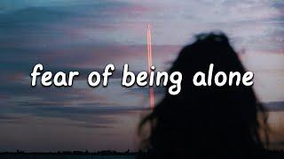 Lennon Stella - Fear Of Being Alone (Lyrics) - YouTube