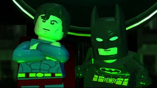 LEGO Batman 2: DC Super Heroes Walkthrough - Chapter 9 - Mr. Luthor is Expecting You