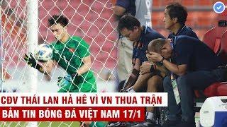 VN Sports 17/1 | U23 VN thua ngược HLV Park nhận mọi trách nhiệm, lý do Triều Tiên đá đến cùng vs VN