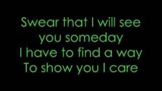 On Top Of The World - Boys Like Girls (with lyrics)