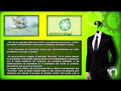 MONSANTO EXPERIMENTA EN ESPAÑA. Anonymous #OpGreenRights