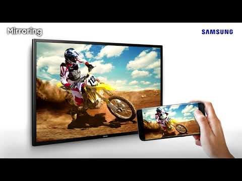 Samsung HD TV M4100 - Detailed picture quality