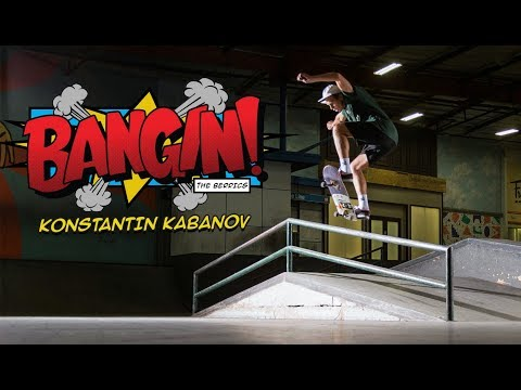 Konstantin Kabanov Puts An Extra Spin (Or Two) On This 'Bangin!'