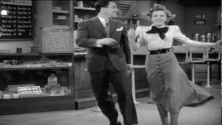 JUDY GARLAND: 'THE LAST DANCE' WITH GENE KELLY.