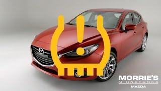 How To: Reset Tire Pressure Monitoring System Light (TPMS) | Mazda3 | Morrie's Minnetonka Mazda