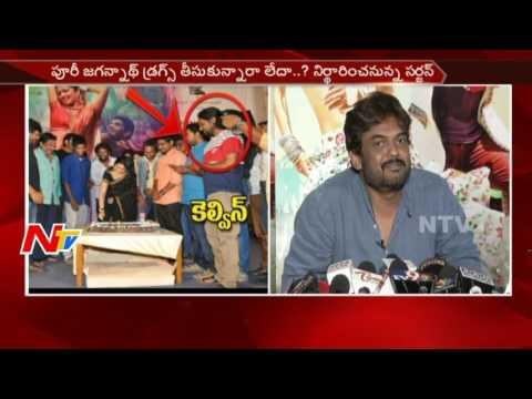 Puri Jagannadh Drugs Case Investigation: పూరీ పై ప్రశ్నల వర్షం కురిపించిన సిట్ అధికారులు || NTV