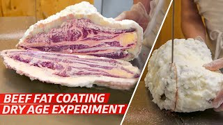 Can You Dry Age A Steak In Beef Fat?  — Prime Time