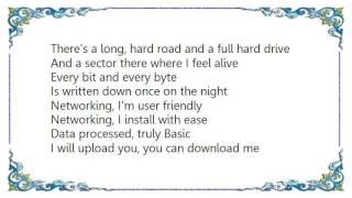 Warren Zevon - Networking Lyrics