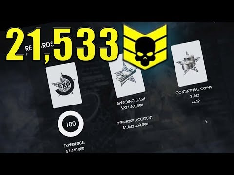 Fastest Infamy ever... Is Crime Spree OP? [Payday 2]