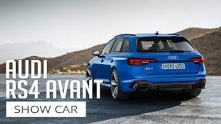 Show Car - Audi RS 4 Avant