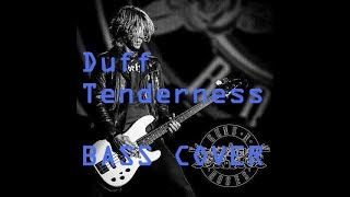 Duff Mckagan Tenderness Bass Cover