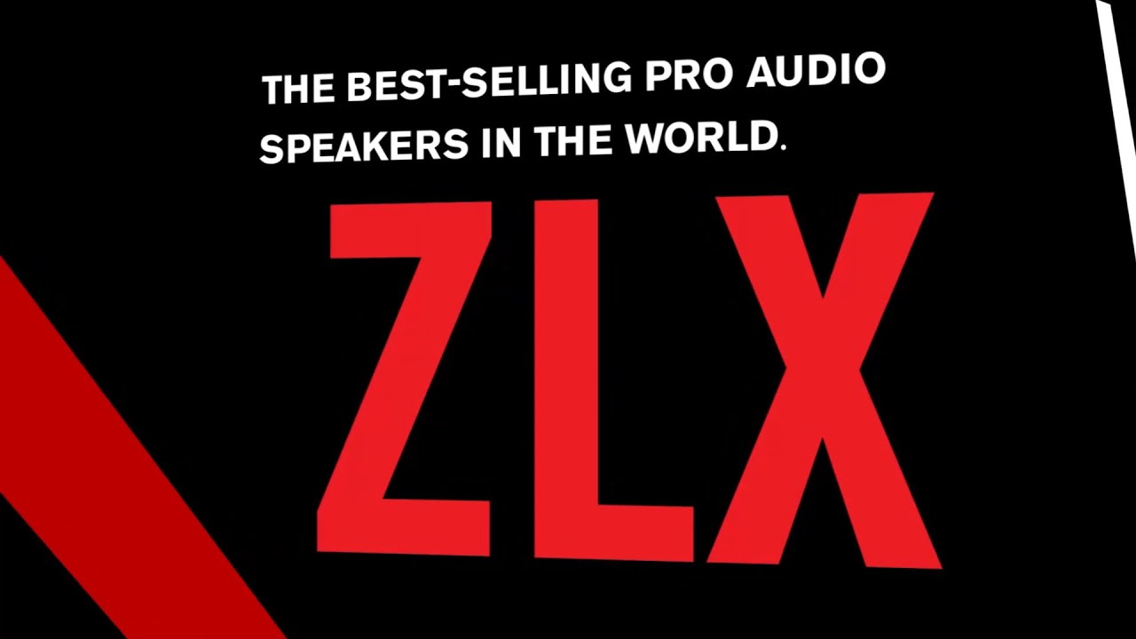 Zlx 15p 15 Powered Loudspeaker By Electrovoice Valor Radio Wiring Harness Diagram Overview