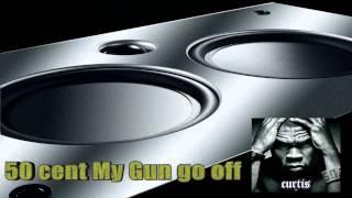 50 cent My Gun go off ! Mega B A S S Test !