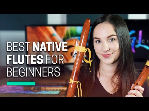 Best Native Flute For Beginners   Best Key Of Native Flutes To Start With