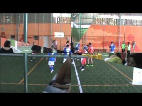 1ª Copa Intersindical - Jogo dos vices