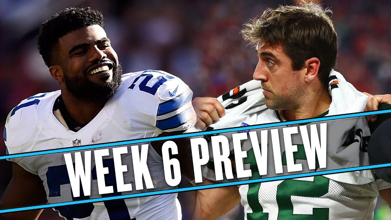 NFL Week 6 preview: Is this Dak Prescott's final start until Tony Romo gets injured again? thumbnail