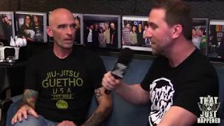 Doni Blair from Toadies - Live Interview
