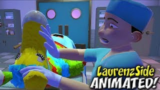 SURGEON SIMULATOR 3D ANIMATION    Funny Moments Montage (LaurenzSide Animated)