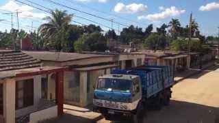 preview picture of video 'JAGUEY GRANDE, provincia di Matanzas, CUBA'