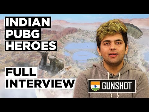 Indian Heroes of PUBG | Episode 5: Gunshot | Harnit Khatri