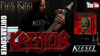 Video Kreator - Violent Revolution [ Guitar Cover ] By: Paul King