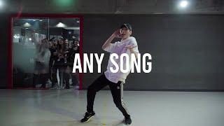 ZICO 지코 - Any song 아무노래   Dongjin Choreography