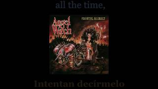 Angel Witch - Straight From Hell - Lyrics / Subtitulos en español (Nwobhm) Traducida