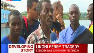 Likoni Ferry Tragedy: Recovery efforts ongoing in Mombasa