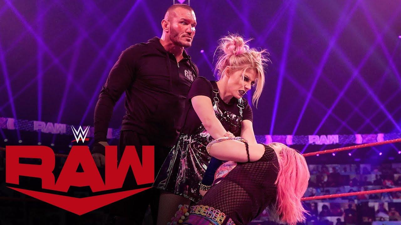 Video: Former WWE Superstar Imitates Alexa Bliss