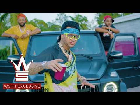"Jae Mansa ft. RiFF RaFF - ""Swan In My Pond"""
