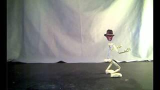 Dr Jones Puppet Dance