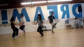 DREAM Dance Studio:  Tipper Love - Joe & Elwin