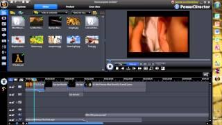 Tutorial cómo hacer vídeos más elaborados con Cyberlink PowerDirector