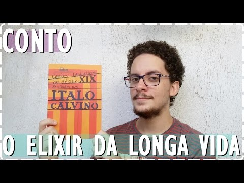 Sextas Fantásticas #3 | Conto - O Elixir da longa vida | Honoré de Balzac